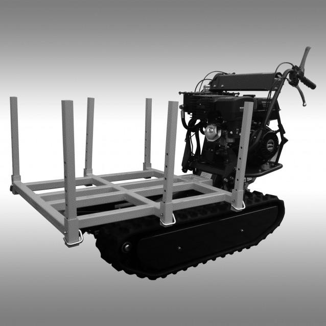 Rungengestell für Raupendumper Jansen RD-200, RD-300 und RD-500