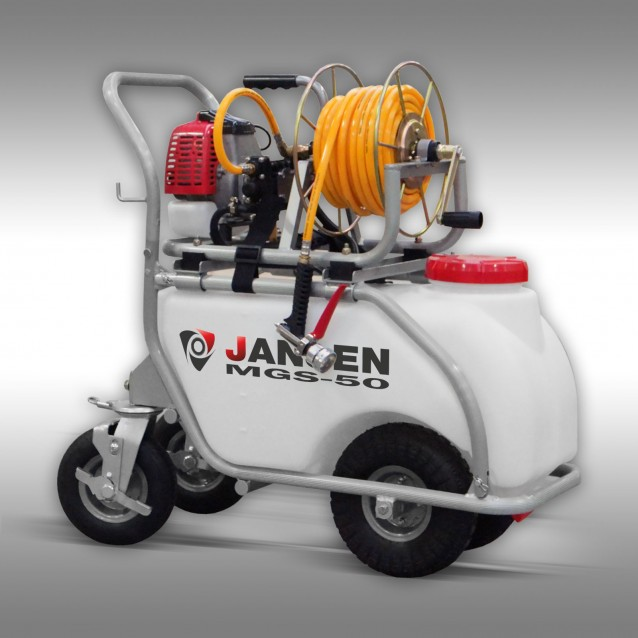 Motorspritze Jansen MGS-50, Sprühgerät, Spritzgerät, Motorsprüher