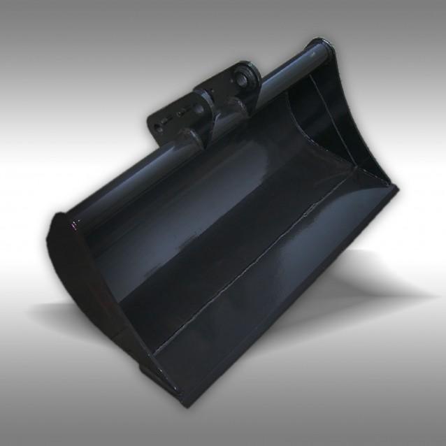 Schaufel 900 mm für Heckbagger Jansen BHM / BHSM, Anbaubagger