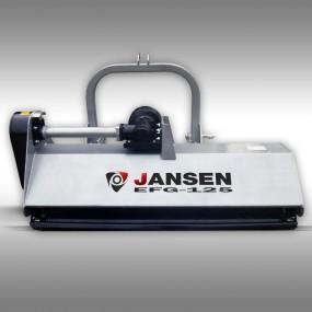Schlegelmulcher Jansen EFG-125 cm, Schlegelmähwerk, Mulcher, Mähwerk