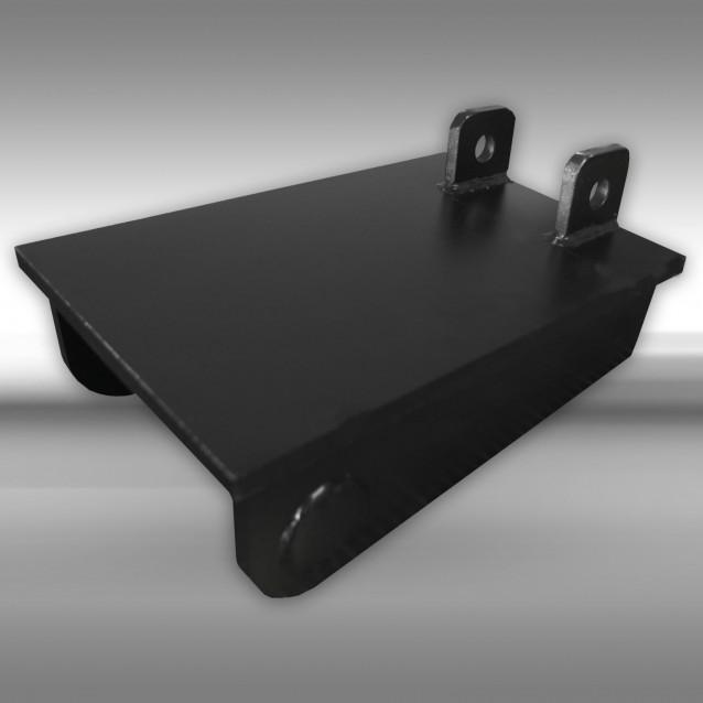 Adapter, Schnellwechsler MS-01 für Erdbohrgerät Jansen HBG-1500