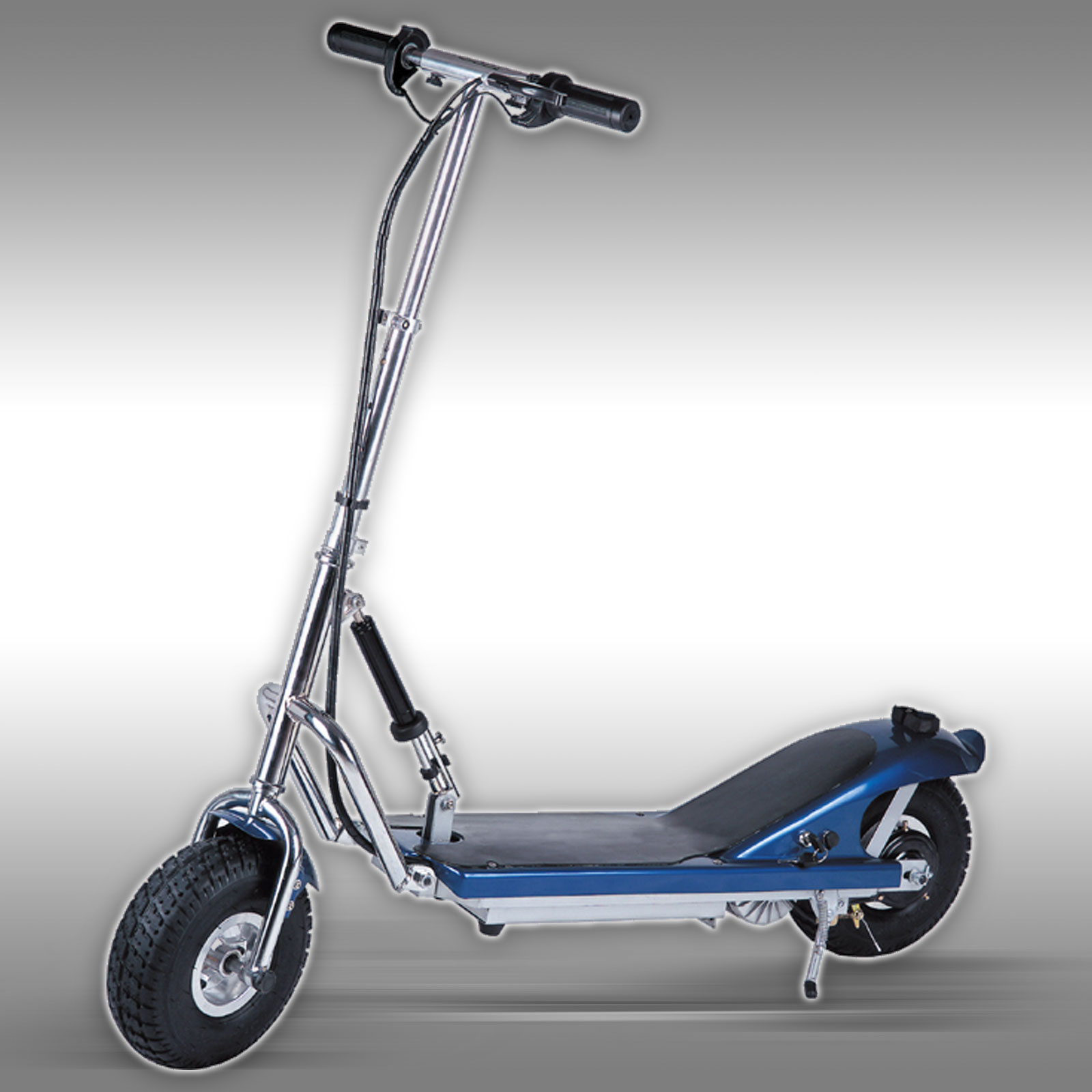 elektro scooter e scooter elektroroller city roller dr24300 blau ebay. Black Bedroom Furniture Sets. Home Design Ideas